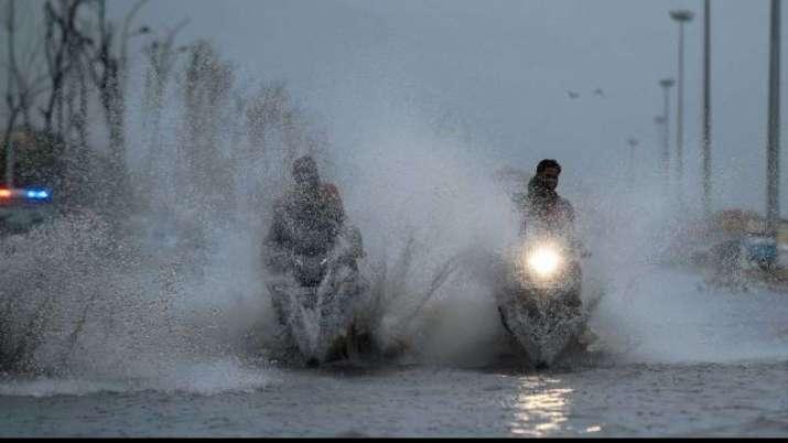 heavy rainfall in maharashtra, karnataka, goa