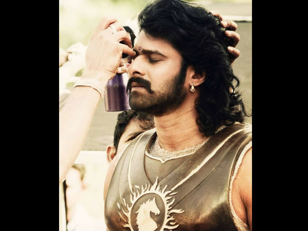 India Tv - Happy Birthday Prabhas: Unseen pictures of the actor from Baahubali sets will leave you wanting for
