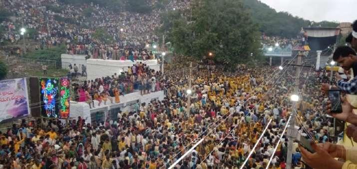 Banni festival in Andhra Pradesh