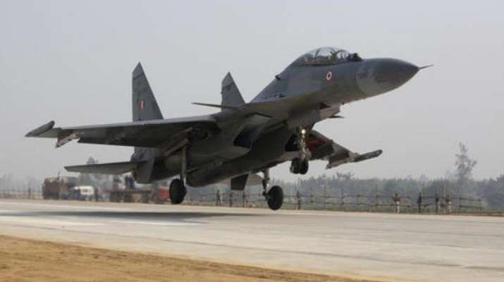 Eastern Air Command starts fighter operations exercise from 6 civilian airports (Representational Im