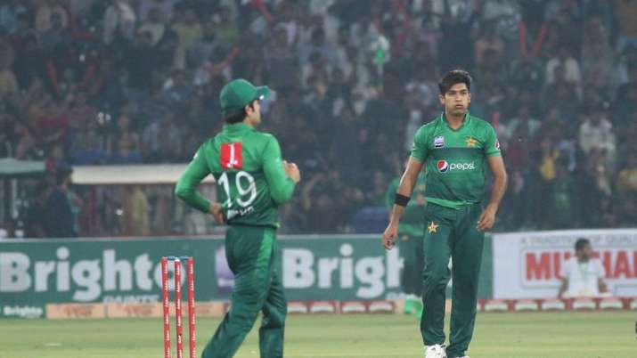 Pakistan's Mohammad Hasnain creates history, becomes youngest cricketer to pick hat-trick in T20Is