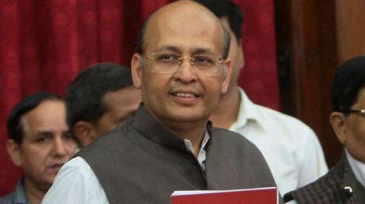 Congress leader Abhishek Singhvi