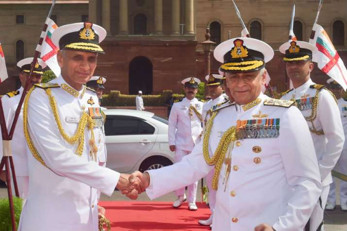 Indian Navy seeks placement opportunities for veteran sailors