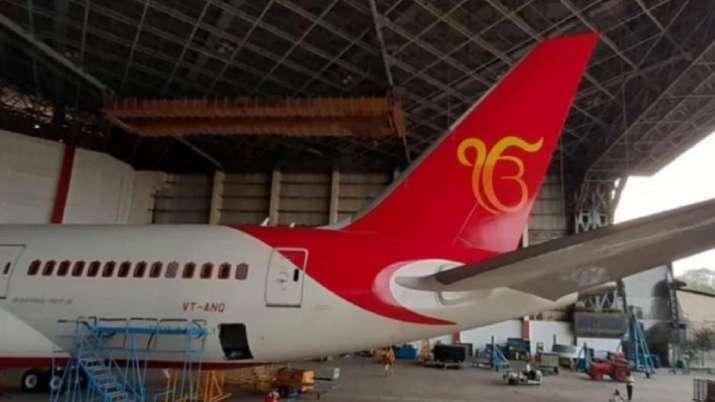 Air India puts 'Ik Onkar' symbol on its jet to celebrate Guru Nanak's birth anniversary