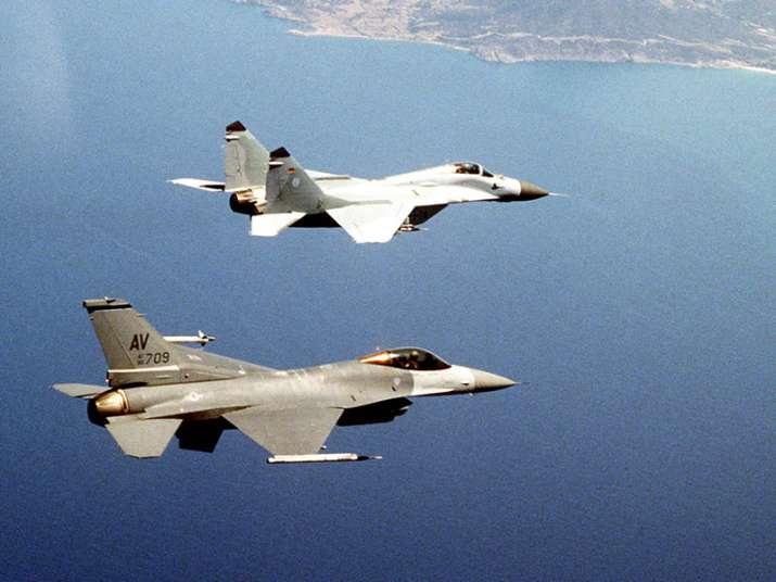 IAF MiG 29 to fly alongside Oman's F-16 in bilateral
