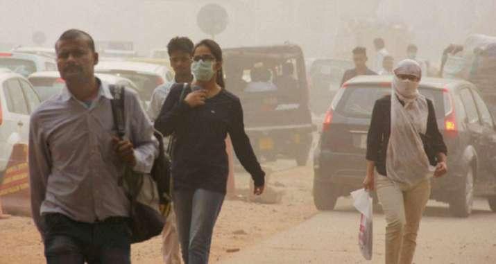 UP, Haryana more polluted than Delhi