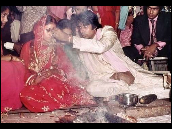 India Tv - Unseen pictures from Amitabh Bachchan and =Jaya Bachchan's wedding
