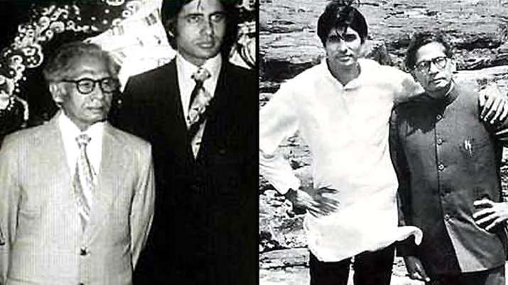 Amitabh Bachchan rare pictures