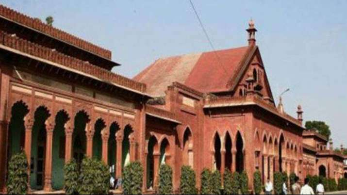 BJP MLA accuses AMU staff of removing party flag from car