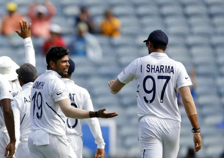 Umesh Yadav joins Ishant Sharma for 'great workout session', shares video thumbnail