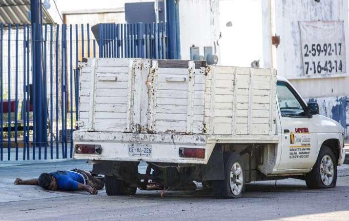 India Tv - Failed raid against El Chapo's son leaves 8 dead in Mexico