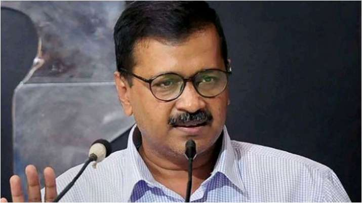Central ministers playing 'dirty politics' by saying drinking water in Delhi poisonous: Kejriwal