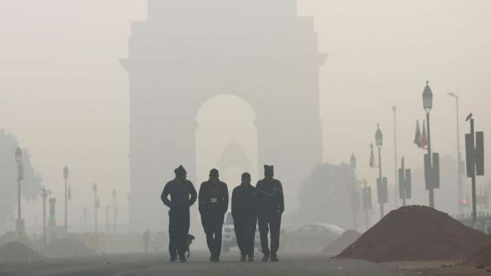 Breathing polluted air can make you more aggressive, says