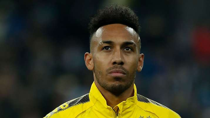 Pierre-Emerick Aubameyang calls Dortmund's CEO 'a clown' for criticism over money