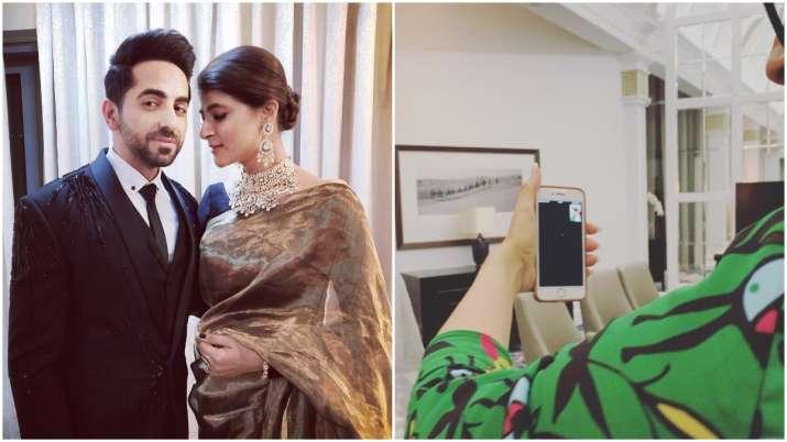 Latest News Ayushmann Khurrana kept Karwa Chauth fast for wife Tahira, Ayushmann Khurrana fasted for