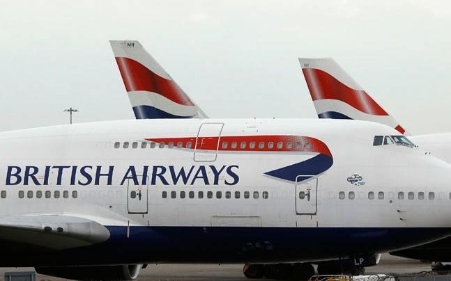 Technical glitch forces British Airways' Mumbai-London