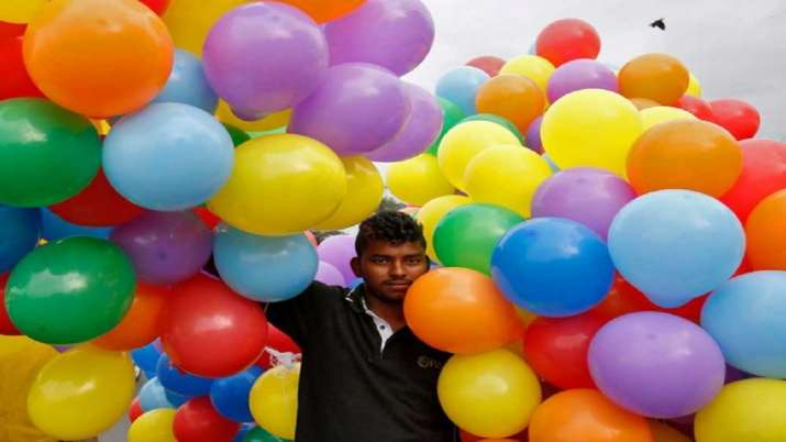 Balloon with imprint of Pakistan flag found in Ganganagar