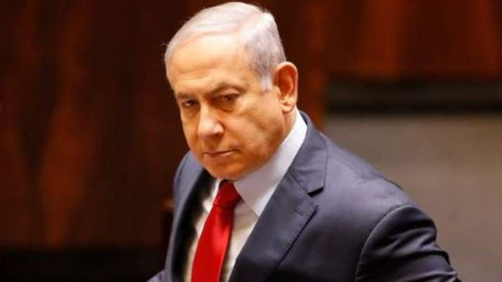 Benjamin Netanyahu, 70, broke the news of returning the