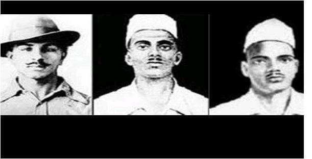 Manish Tiwari for Bharat Ratna to Bhagat Singh, Rajguru,