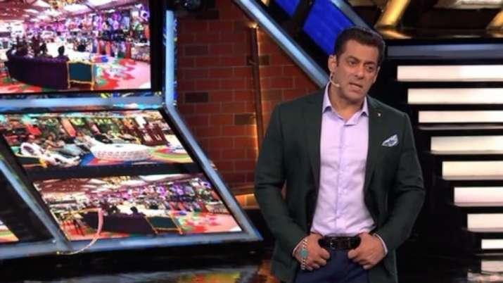 Bigg Boss 13 Weekend Ka Vaar: Host Salman Khan scolds Siddharth Shukla-Rashami Desai