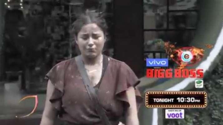 Bigg Boss 13 Written Update Shehnaaz Gill Siddharth Shukla Shefali Bagga Quits