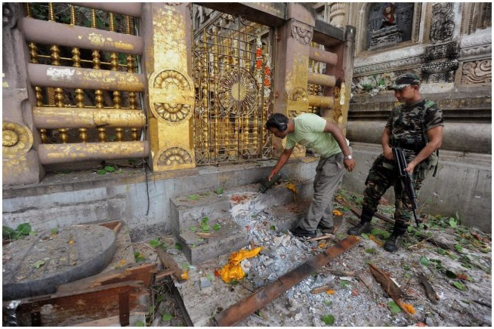 NIA to question arrested SIMI operative over Bodh Gaya, Patna blasts