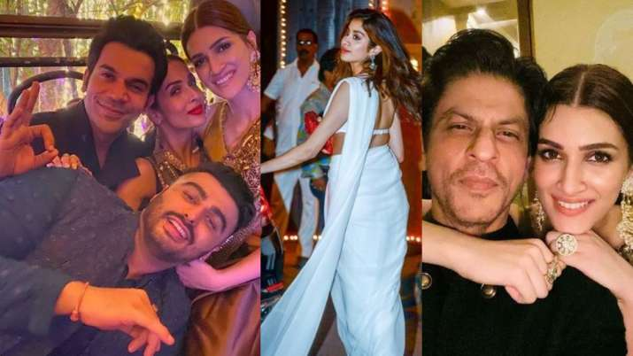Unseen photos of Kareena, Shah Rukh, Aishwarya and Sonam from 2019 Diwali bash, Bollywood celebritie