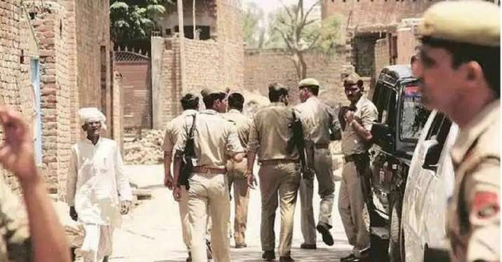Cop killed in UP