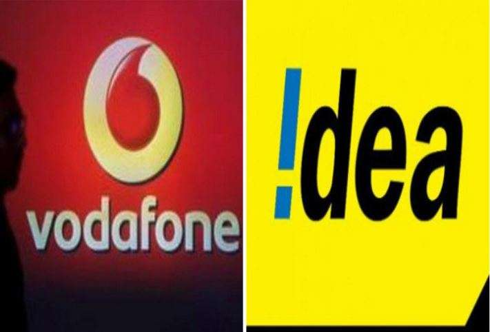 Shares of Vodafone idea fell as much as 27 per cent