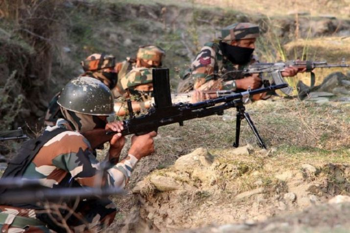 Two soldiers, civilian killed in ceasefire violation by Pak in J-K's Tangdhar sector
