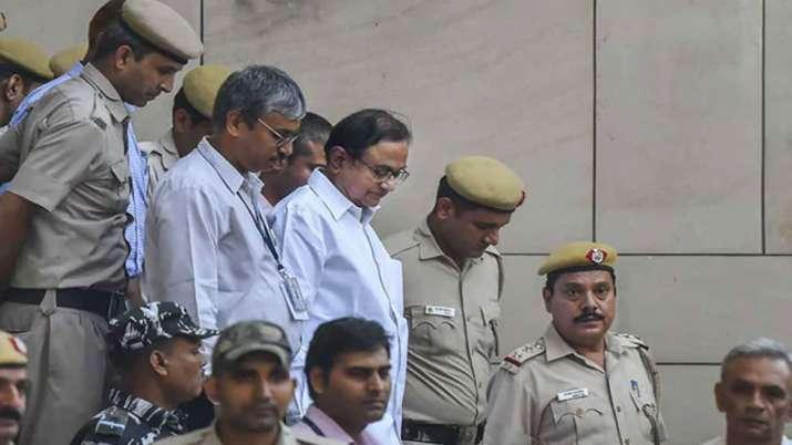 INX Media case: Delhi court extends Chidambaram's judicial