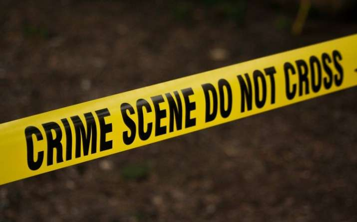 Two bullet-riddled bodies recovered from park