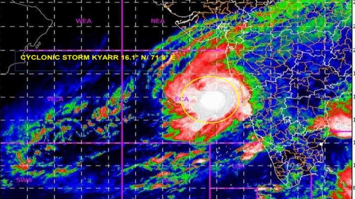 Cyclone damages houses, fells trees in Dakshina Kannada district