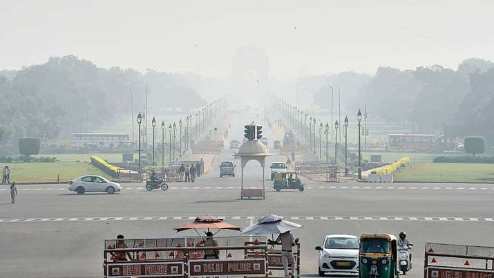 Delhi's air quality drops to poor with change in wind direction