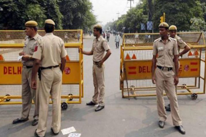 Security tightened in buildings, markets in Delhi on Diwali