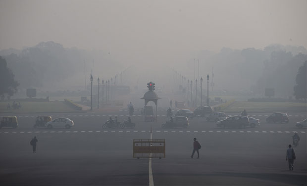 Sharp rise in respiratory and eye problems in Delhi-NCR post Diwali