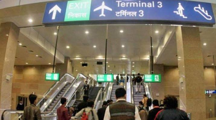 US-bound passenger held with 8 live bullets at IGI airport