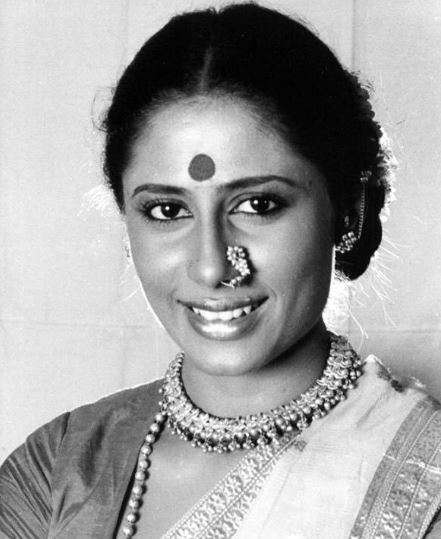 India Tv - The perfect 'Marathi mulgi', actress Smita Patil.