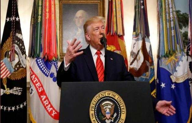 Baghdadi's successor has been killed as well, says Donald Trump