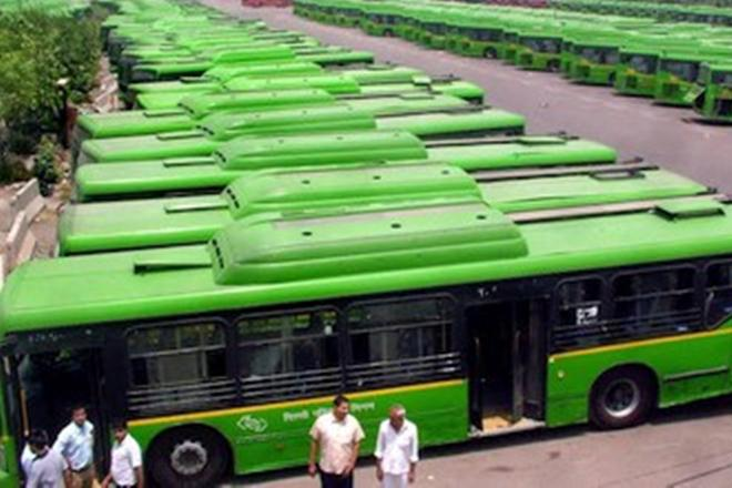 Delhi government approves hiring of 2,000 CNG operated buses by DTC during odd-even scheme