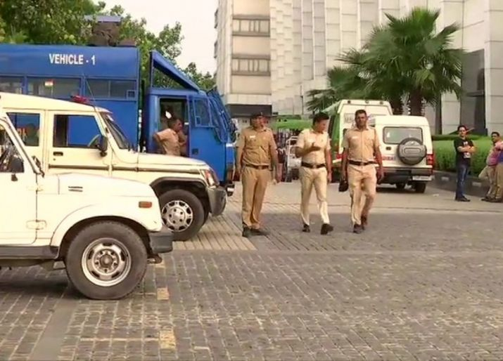 Man held for creating bomb scare at Meerut railway station