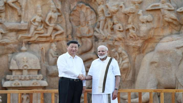 Modi-Xi meet in Mamallapuram reflects positive atmospherics; signals recalibration of ties