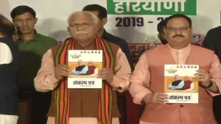 Congress, JJP dub BJP's poll manifesto as 'Jhumla patra'