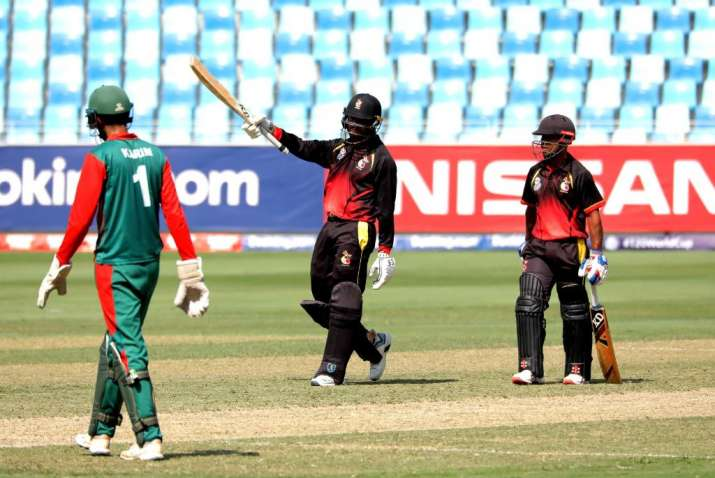 Papua New Guinea qualify for 2020 T20 World Cup after 45-run win over Kenya