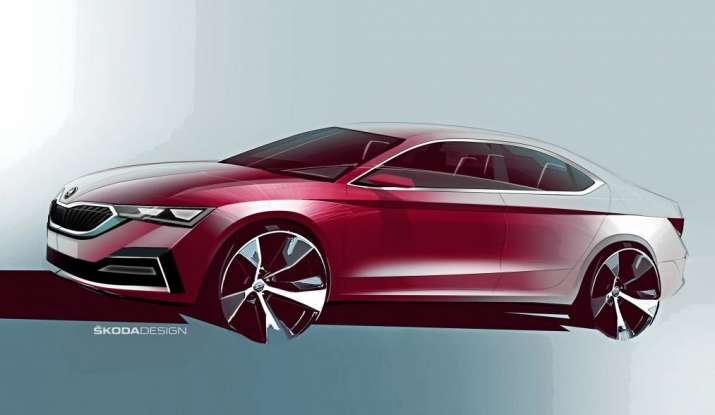 Skoda Octavia 2020: Design teased in sketches   Here is