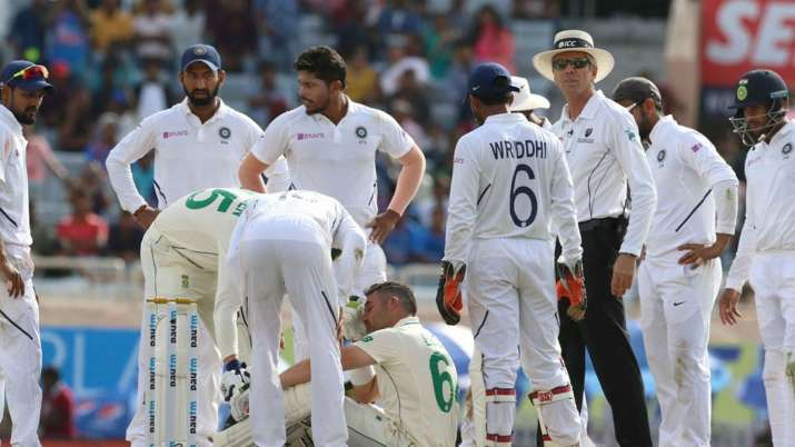 India vs South Africa, 3rd Test: Theunis de Bruyn announced as Dean Elgar's concussion substitute