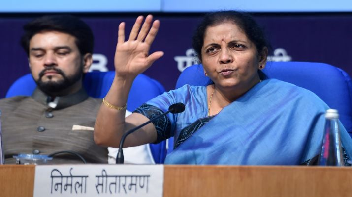 Finance Minister Nirmala Sitharaman to meet CEOs of PSU banks on Monday
