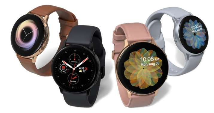 India Tv - Samsung Galaxy Watch Active 2