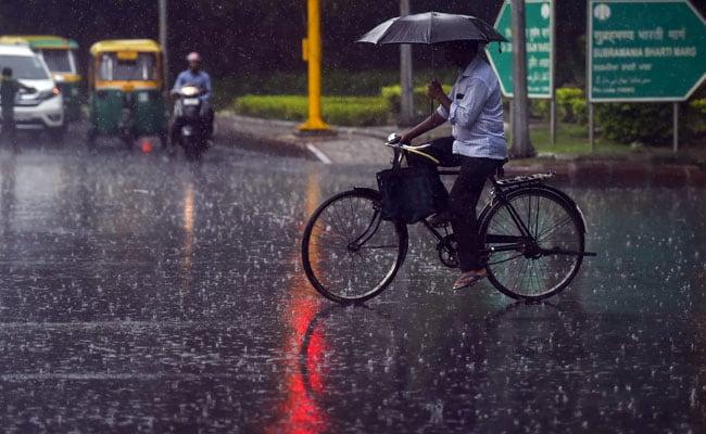 heavy raining in goa