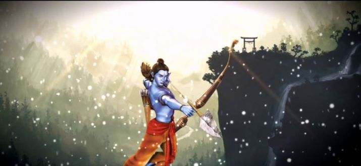 According to beliefs, on the day of Dussehra, Lord Ram
